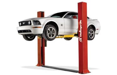 new challenger clfp9 9000 lb 2 post car truck vehicle. Black Bedroom Furniture Sets. Home Design Ideas