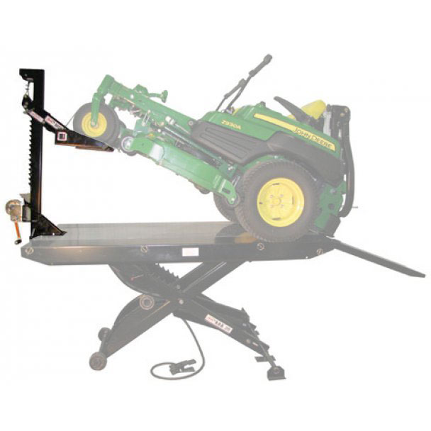 New Handy Deck Hand Lawn Mower Zero Turn Lift Table