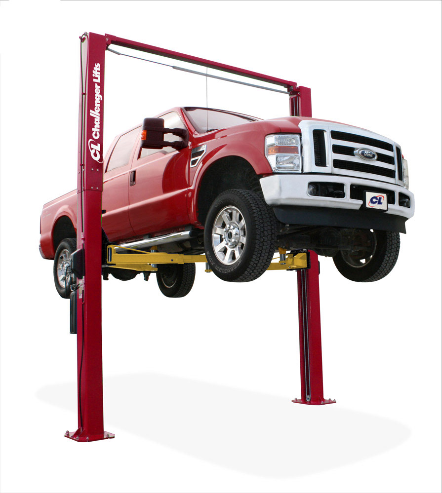 Challenger E12 2 Post Auto Lift ALI Certified FREE SHIPPING