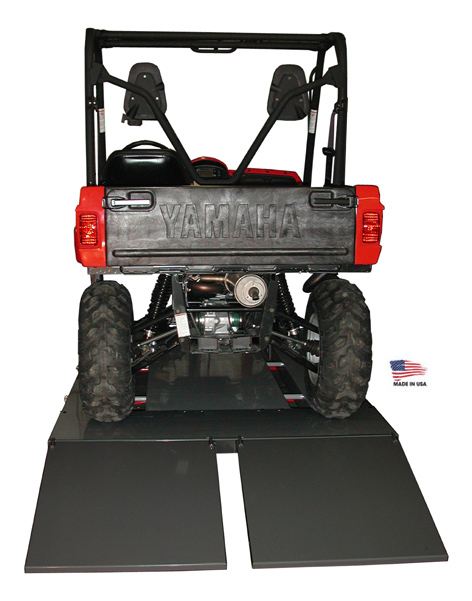 Handy Gruntavore 1800 Lb UTV ATV Motorcycle Lift Table   EBay