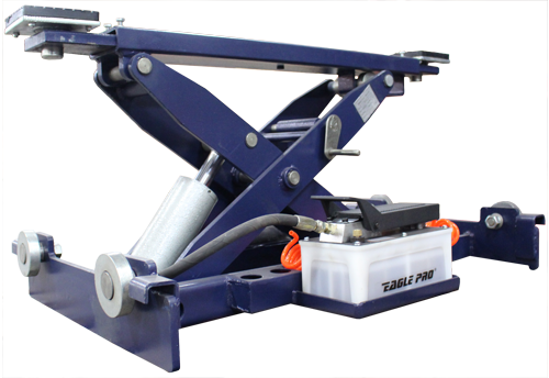 Eagle Equipment 6K Rolling Air Jack