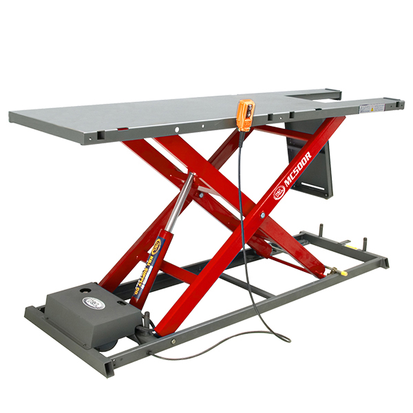 Redline Electric 1,000 lb MC500R Lift Table by K&L Supply