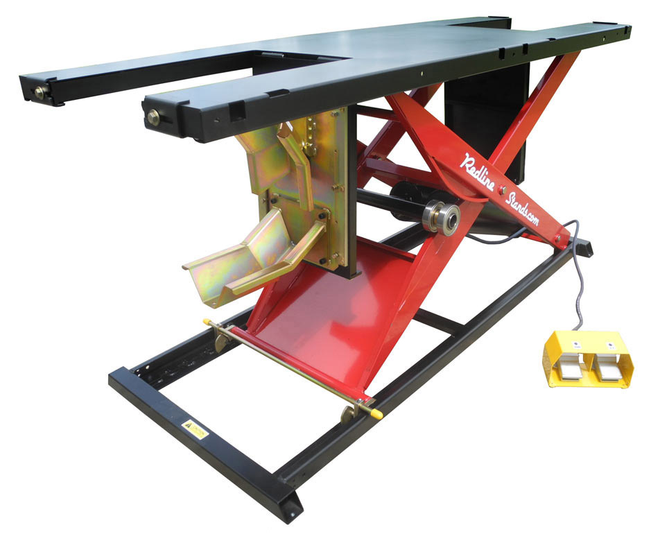 Redline Pneumatic 1,750 lb MC625R Lift Table by K&L Supply