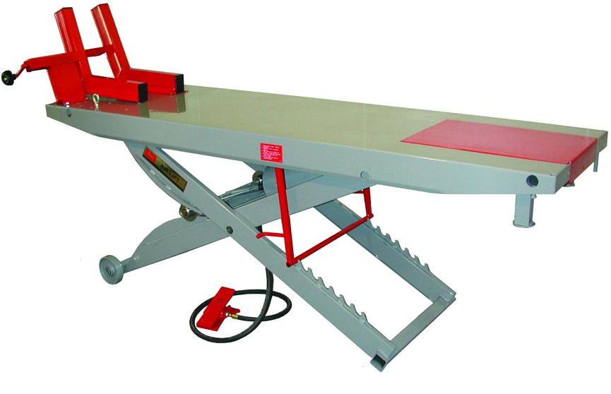 Handy S A M 1000 Lift Table With Vise Free Shipping