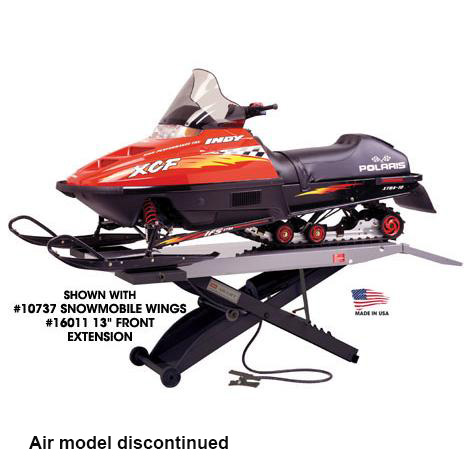 NEW 10740 Standard Handy 1000 Lb Motorcycle ATV Lift Lifting Table W/ Vise  Chock   EBay