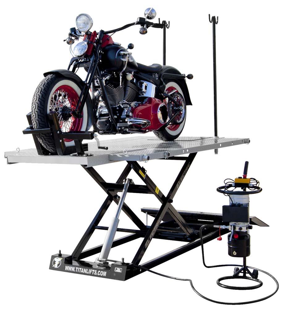 16 Redline 1500 Vs Weaver 1500 Motorcycle Lift