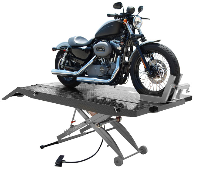 Titan 1000d Lb Motorcycle Atv Lift Table Free Shipping