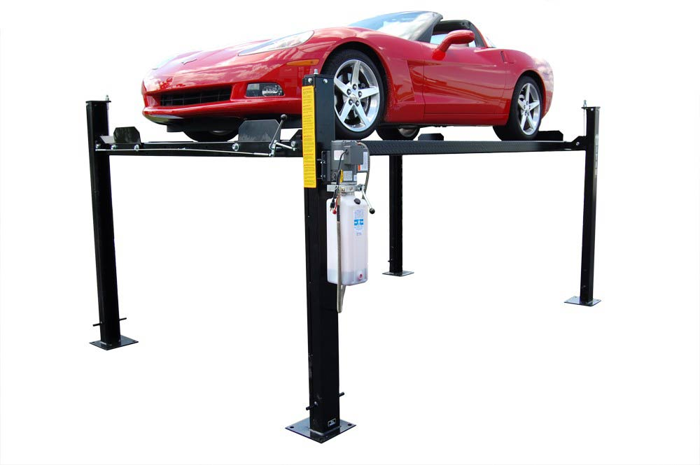 4 post car lift ebay 14
