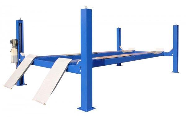 4 Post Car Lifts: Triumph 12K 4 Post Lift