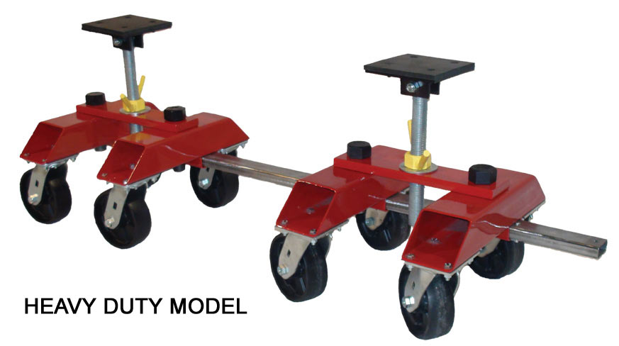 Uni Dolly 4 800 Lb Autobody Car Dolly Cart Free Shipping