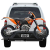 MotoTote MTX3 Dirt Bike Motorcycle Carrier