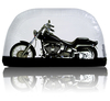 Bike Capsule Indoor Motorcycle Bubble