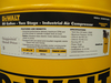 DeWalt 80 Gallon Tank 155 Psi Electric Compressor