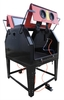 Redline 2 Person RE270 Abrasive Sand Blasting Cabinet