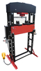 Redline 50 Ton Air Hydraulic Shop Press