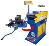 Ercolina EN100-180 Pipe & Tube Notcher