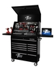 "Extreme Tools 41"" Deluxe Portable Workstation & Roller Cabinet"