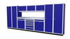 Moduline 16' Pro-II Series Base Wall Cabinet Combo 26
