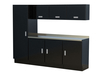 Moduline 8' Select Series Base Wall Cabinet Combo 4
