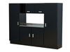 Moduline 8' Select Series Base Wall Cabinet Combo 5