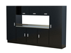 Moduline 10' Select Series Base Wall Cabinet Combo 8