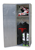 Pit Posse 4'/6' Diamond Plate Storage Race Locker