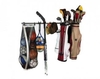 MonkeyBar Sports Storage Rack
