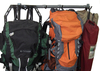MonkeyBar Camping Equipment Storage Rack