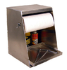 Pit Products Stool With Built In Paper Towel Rack