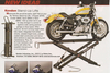 Kendon Stand-Up Folding Chopper Motorcycle Lift