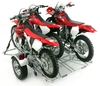 Kendon Stand-Up™ Combo Triple Motorcycle Trailer