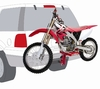 Ultimate MX Hitch Hauler for Dirt Bikes