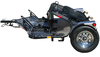 Drop Tail Two-Up Cruiser and Sport Bike Trailer