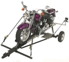 Port-a-Chopper Collapsible Single Bike Trailer