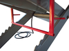 Kernel 1000 lb Motorcycle ATV Lift Table With Vise