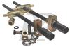 K&L Supply MC450 Jack with Saddle Adapters