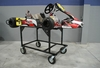 Streeter Double Wide Twin Stack Go Kart Stand