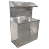 "Pit Products 48"" Base Cabinet with Shelf and Doors"