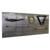 Pit Products Diamond Plate Pegboard