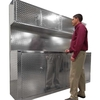 Pit Products 8 Ft Base and Overhead Cabinet Combo