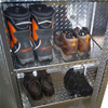 "Pit Products 48"" Tall Shoe Cabinet"