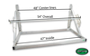 Pit Products 4/6/8 Ft Universal Tire Rack