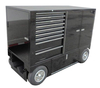 "RSR 34"" Medium Toolbox Pit Box Wagon Cart"