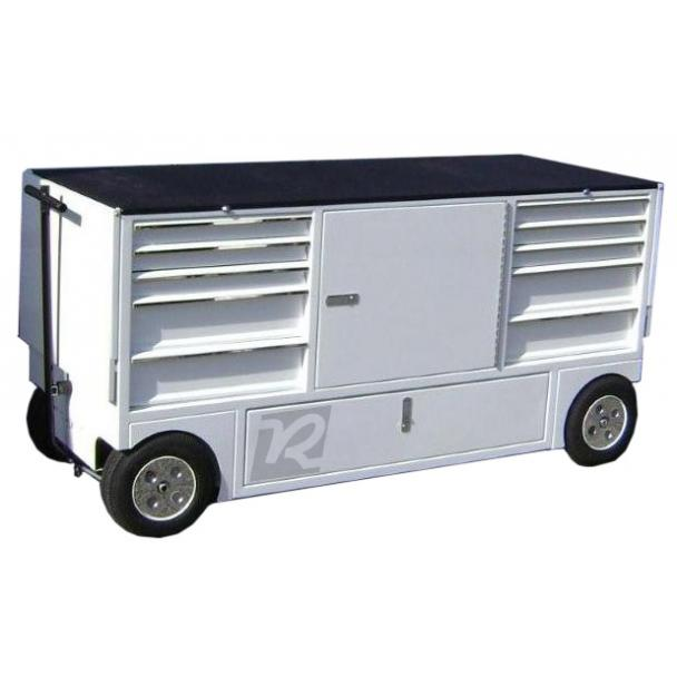 RSR Work Station Pit Box Wagon Cart