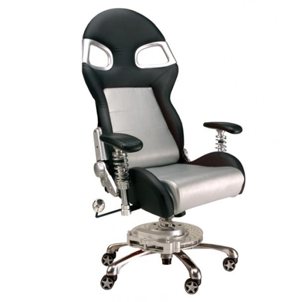 Formula One Series Race Car Office Chair