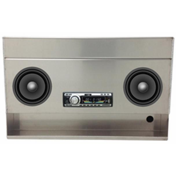 Pit Products Radio Cabinet