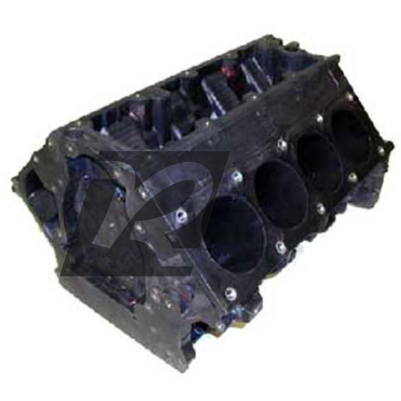 FAKE P-Ayr Chevy Small Block LS1 Mock-Up Engine W/ Heads
