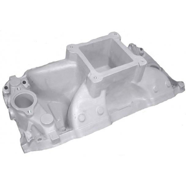 "FAKE P-Ayr Chevy 454 Intake Manifold ""Tall Deck"""