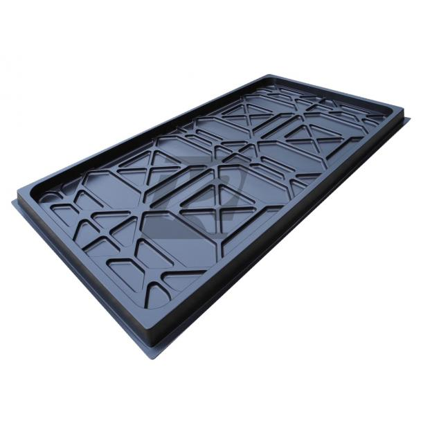 Titan 4 Post Parking Lift Drip Trays - Set of 3