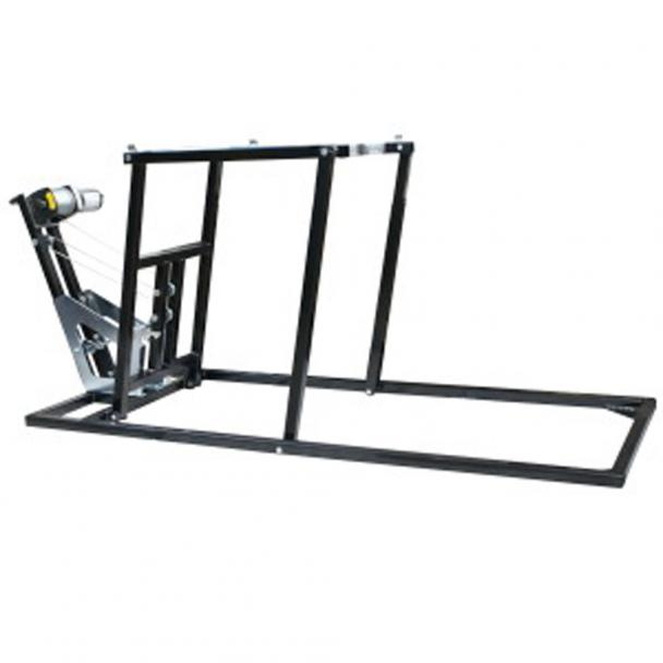 Streeter Go Kart Stand Lift with Electric Winch